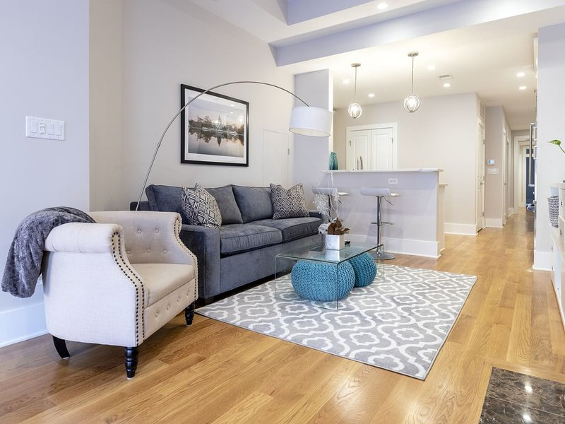 Beautiful newly created 2BR Apt in great DuPont location, vacation rental in Washington DC