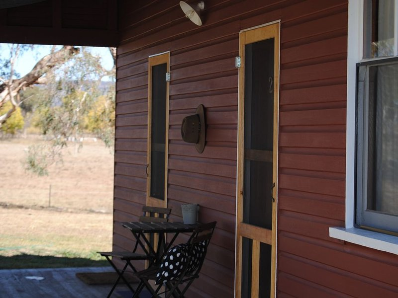 Fabulous Country Stay on New England cattle & sheep property, location de vacances à Glen Innes