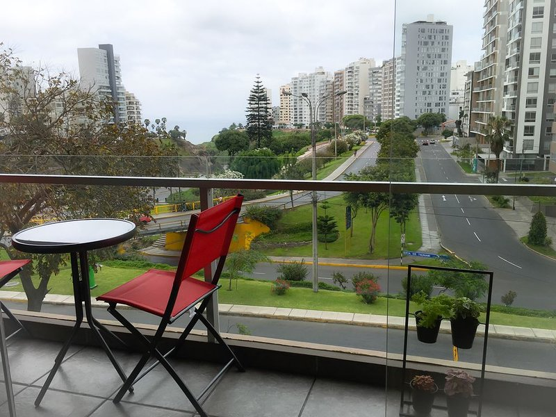 Lima Panoramic view in Miraflores, aluguéis de temporada em Santiago de Surco