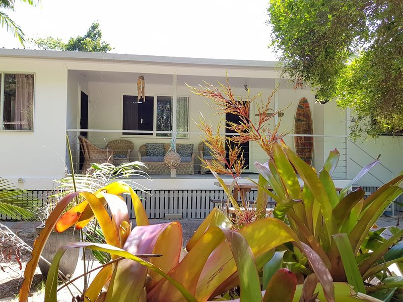 FRASER ISLAND, The Taxi House. Sleeps 9 people, vacation rental in River Heads