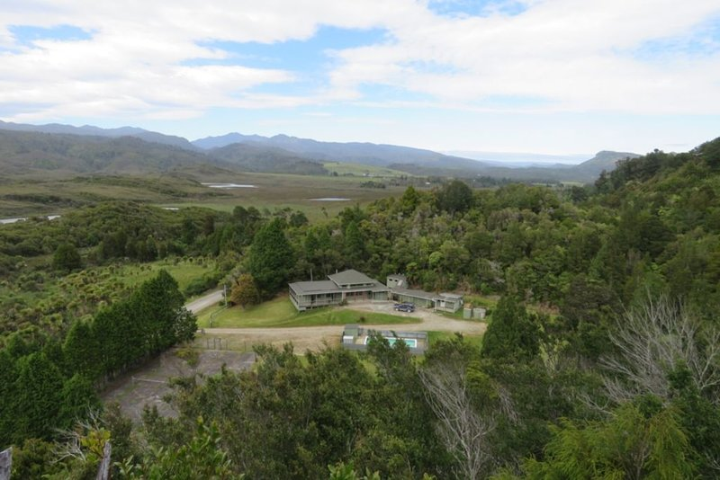 Group and family lodge in West Golden Bay, location de vacances à Puponga