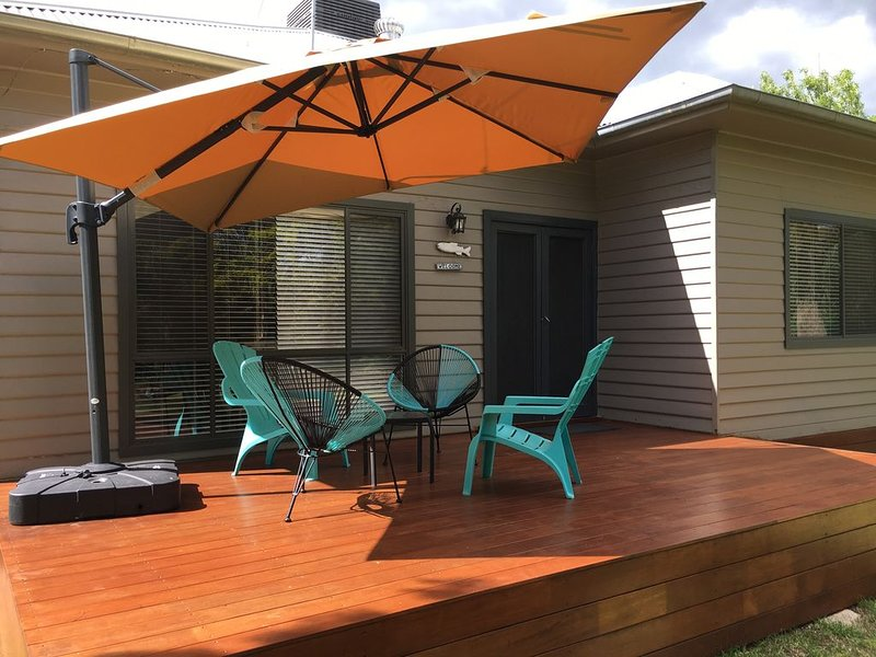Bundalong Cottage - Serenity on the Murray, holiday rental in Mulwala