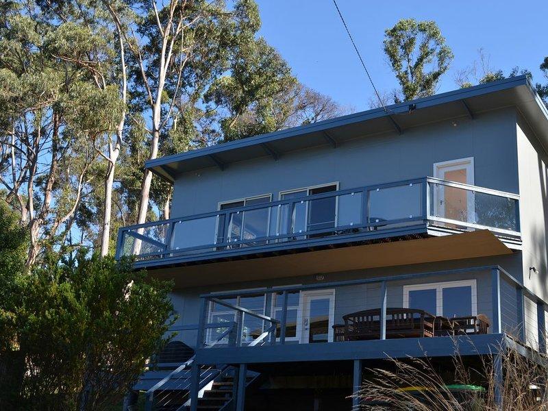 Wye Dream - Wye River Beach House - 200 metres to beach!, casa vacanza a Forrest