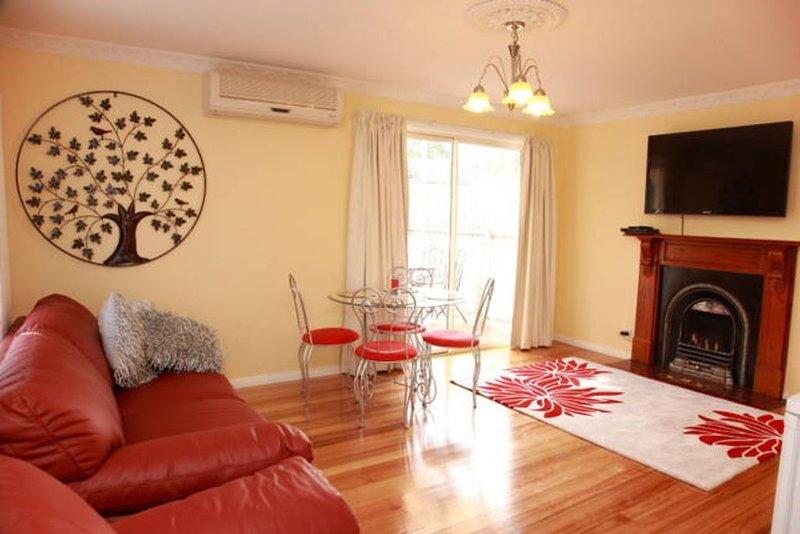 Secret Cottage Healesville, vacation rental in Marysville