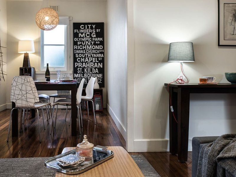 Latte Cottage - private, quiet, garden, holiday rental in Daylesford