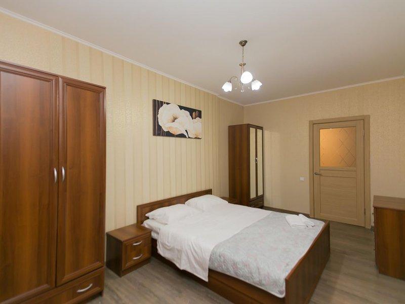 Apartment on Sarayshyq st 7, alquiler vacacional en Akmola Province