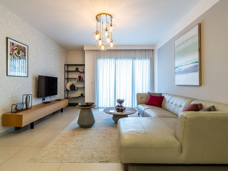 Amazing 3 bedrooms/parking, city center Jerusalem, holiday rental in Kfar Adumim