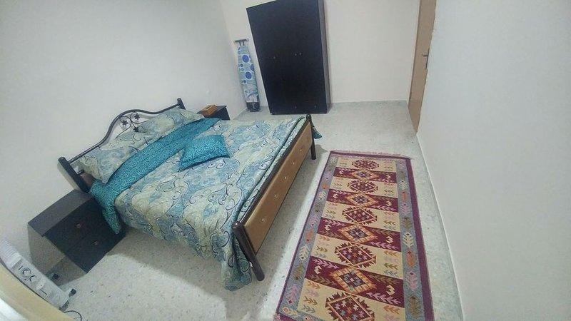 Bedroom,Queen size Bed