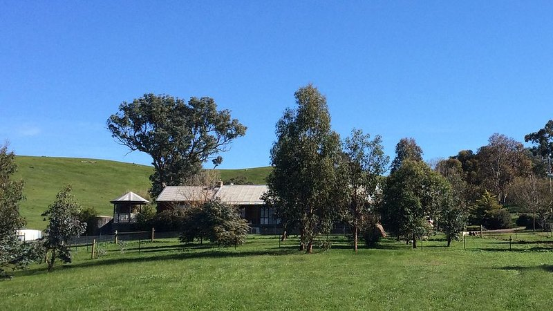 Lucky Garrawin - stunning self-contained hideaway, holiday rental in Alexandra