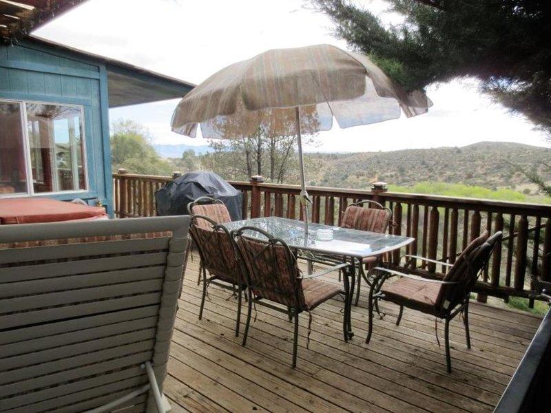 Liberty Suite - Prescott Cabin Rentals, alquiler vacacional en Mayer