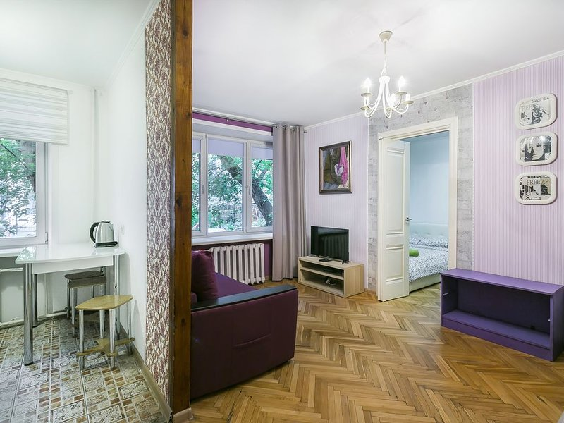 2-bedroom apartment for up to 6 people, holiday rental in Vorobyovo