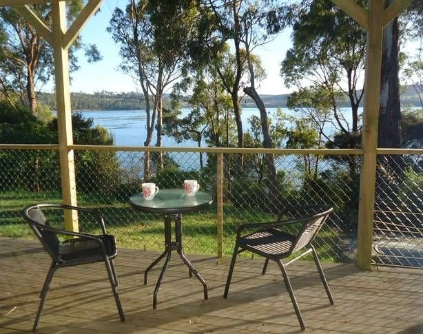 Tamar Riverfront - peaceful getaway, holiday rental in Rosevears