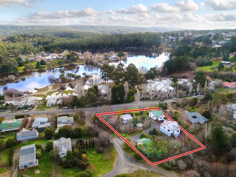 14* Daylesford 2 cottages on one property opposite LAKE DAYLESFORD, alquiler de vacaciones en Eganstown