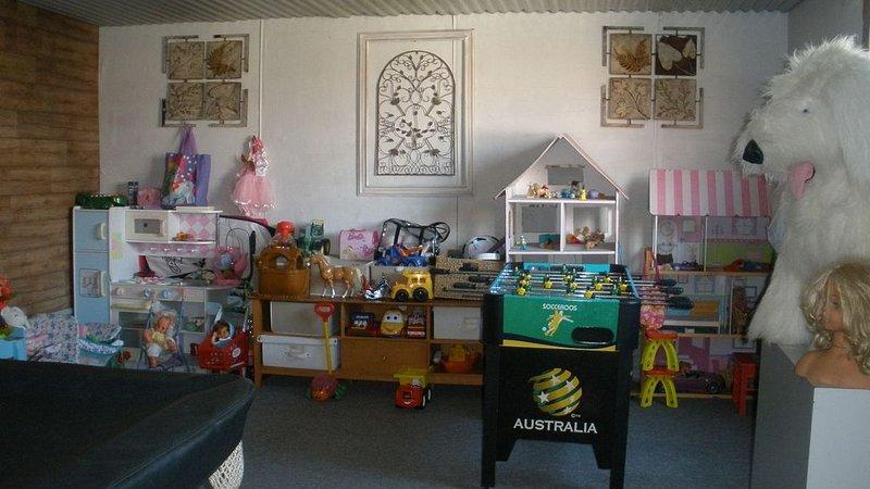 Salle de jeux et jouets