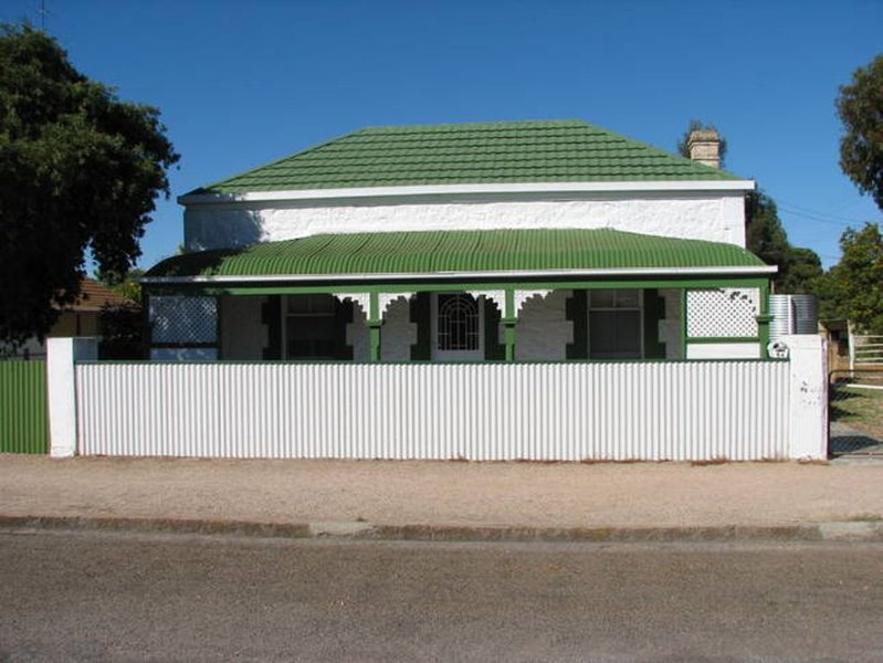 Moonta's Copper Fish Cottage, casa vacanza a Moonta