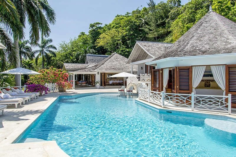 TRYALL CLUB 5 Bd Villa with Pool! Incl Concierge Service & 1 Year Priority Pass!, location de vacances à Sandy Bay