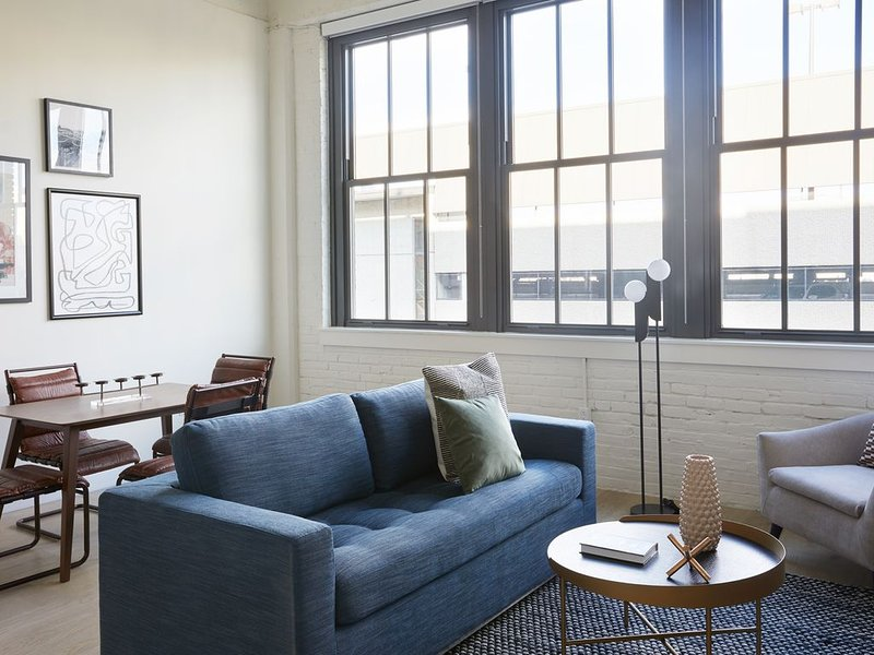 Sonder | Sixteen Hundred | Vibrant 1BR, location de vacances à Philadelphie