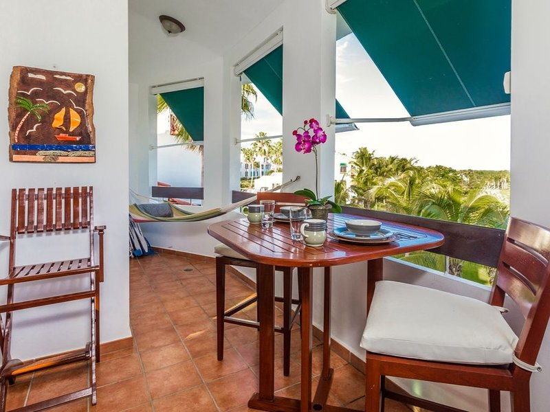 Villa Pacifica | Gorgeous resort villa with Golf Cart, Pool, Tennis, and Beach, holiday rental in El Yunque National Forest
