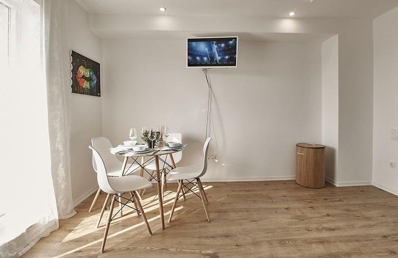 Cosmopolis Apartment, aluguéis de temporada em Snagov