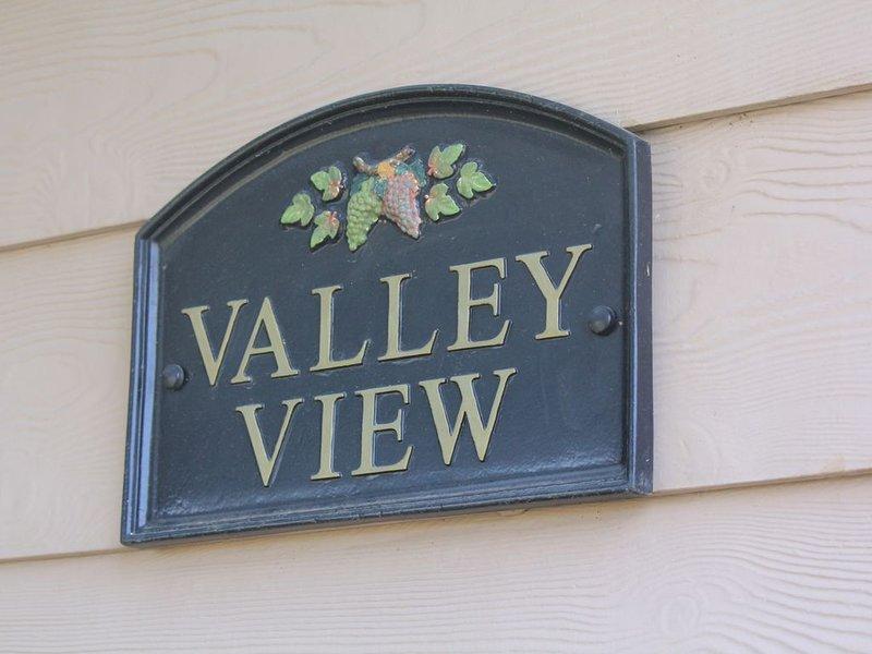 Cottage avec vue sur la vallée