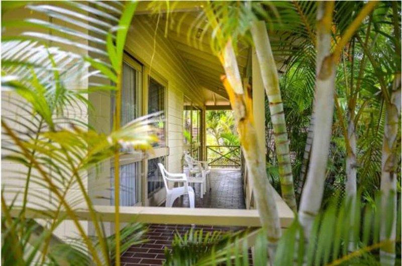 Pacific Palms Resort - Elizabeth Beach, alquiler vacacional en Elizabeth Beach