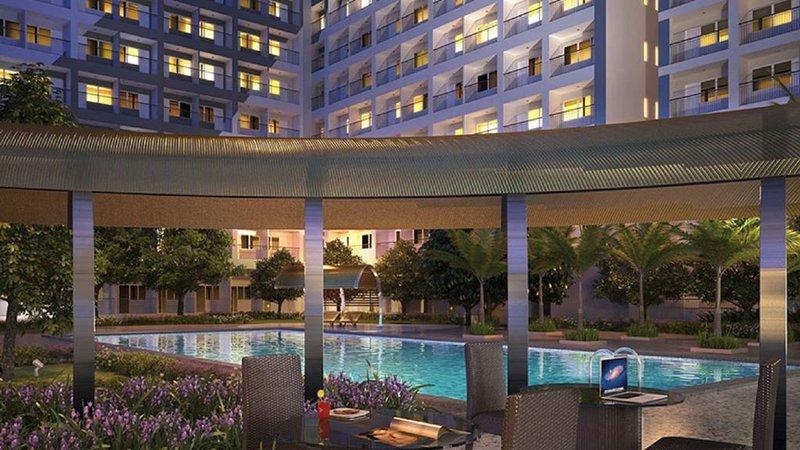 Grace Residences 1 bedroom Condo for Rent, vacation rental in Binangonan