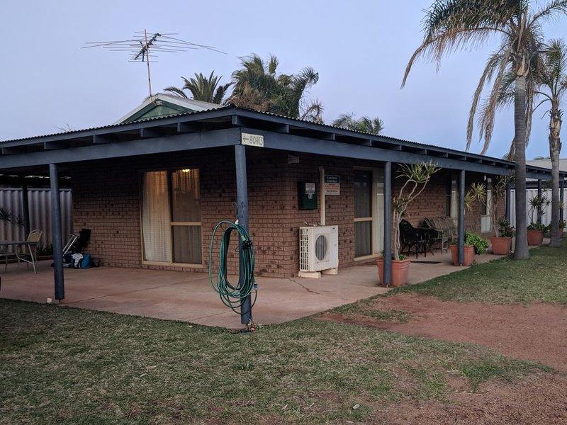 Caidans Cottage Kalbarri, vacation rental in Kalbarri
