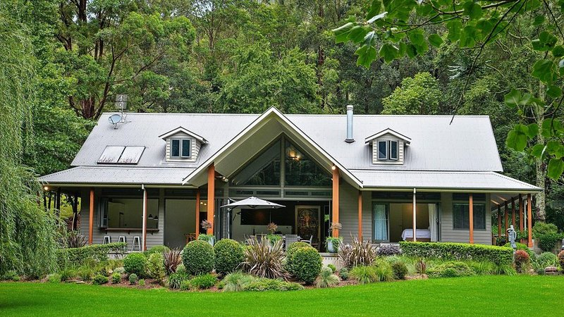 Waldenbrook - Luxury in the woods, alquiler vacacional en Bellawongarah