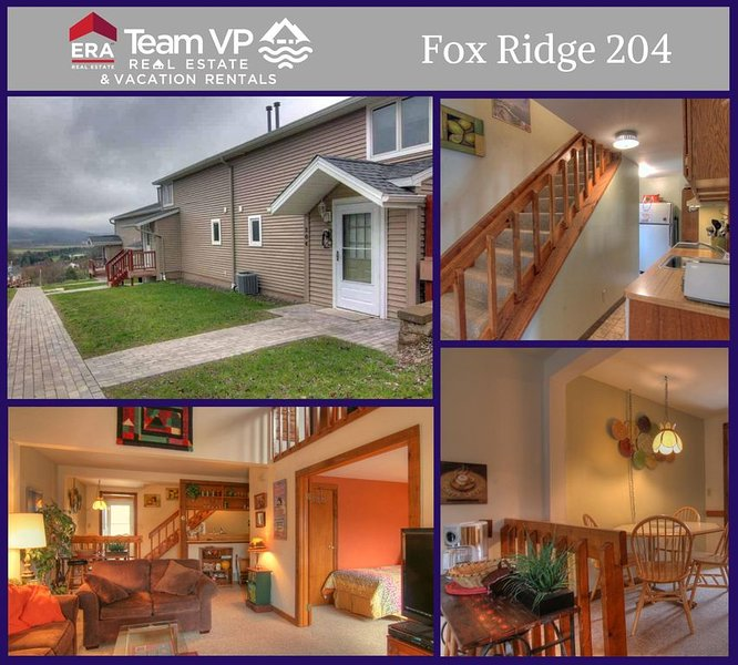 Fox Ridge 204 - An Updated Townhouse with Spectacular Views of the Slopes!, Ferienwohnung in Little Valley