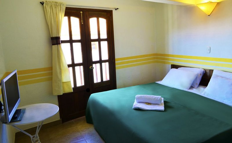 HOTEL SOLAR DE LA VILLA, holiday rental in Villa de Leyva