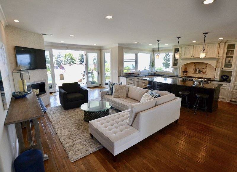 Serenity and Style in Redondo Beach, casa vacanza a Rolling Hills Estates