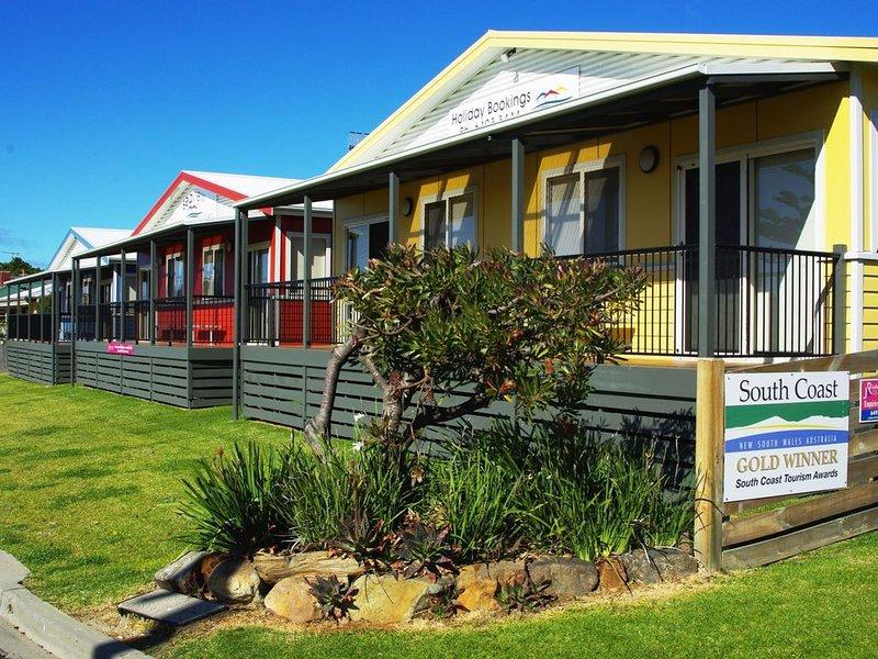 Seaview Beach House 1, holiday rental in Barragga Bay