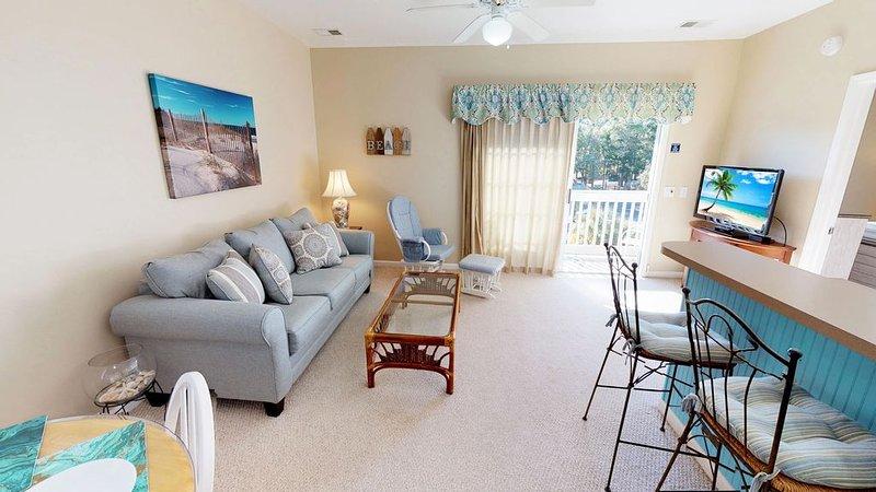 Quiet 2BR Golf Villa in Sunset Beach -Located close to  Activity Center. (RP2911, alquiler de vacaciones en Sunset Beach