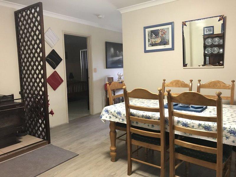 Blue Haven wonderful family house, location de vacances à Binningup