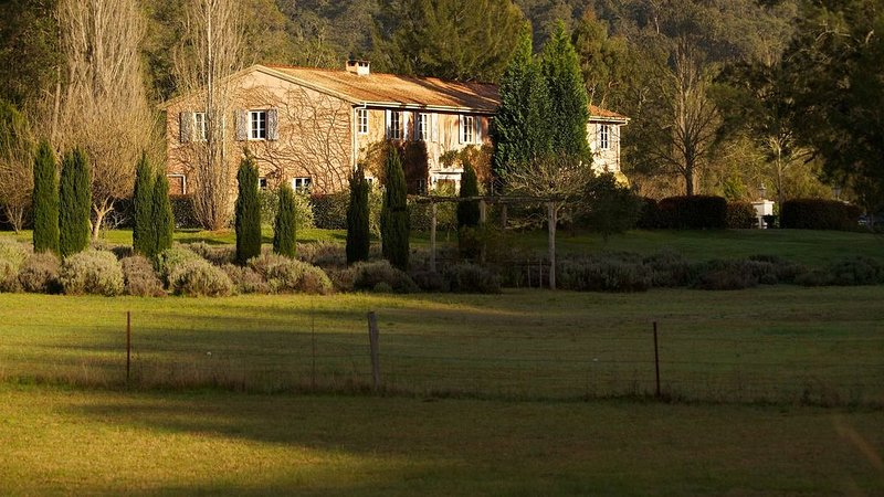 Redleaf, Hunter Valley, holiday rental in Wollombi
