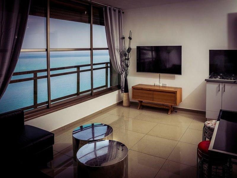 **Special Sea view Penthouse**, location de vacances à Bat Yam