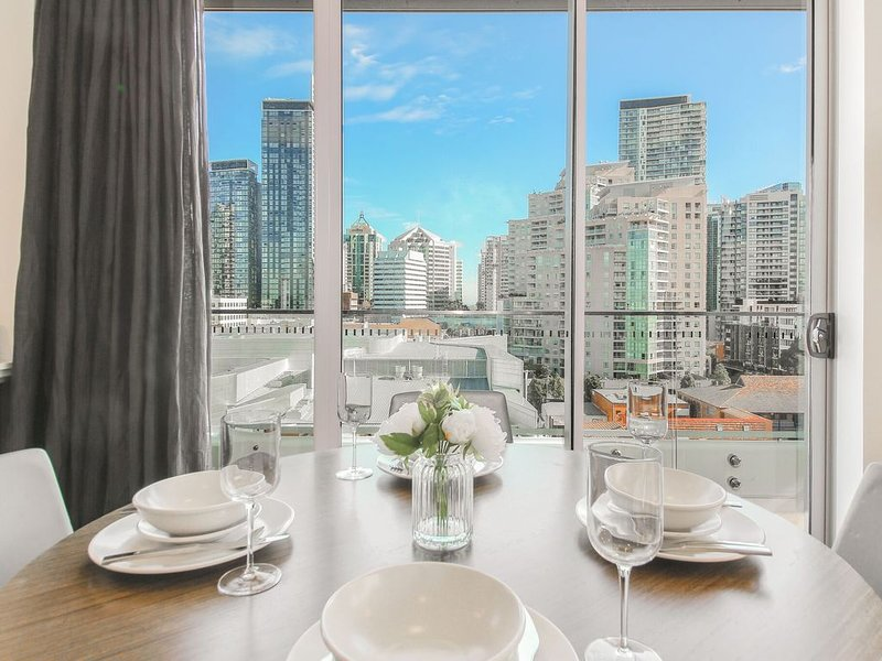 2 bedroom morden apartment in sydney chatswood cbd, location de vacances à Willoughby