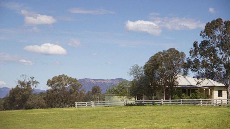 Alison Park Estate - 100 acres of serenity, vacation rental in Glen Davis