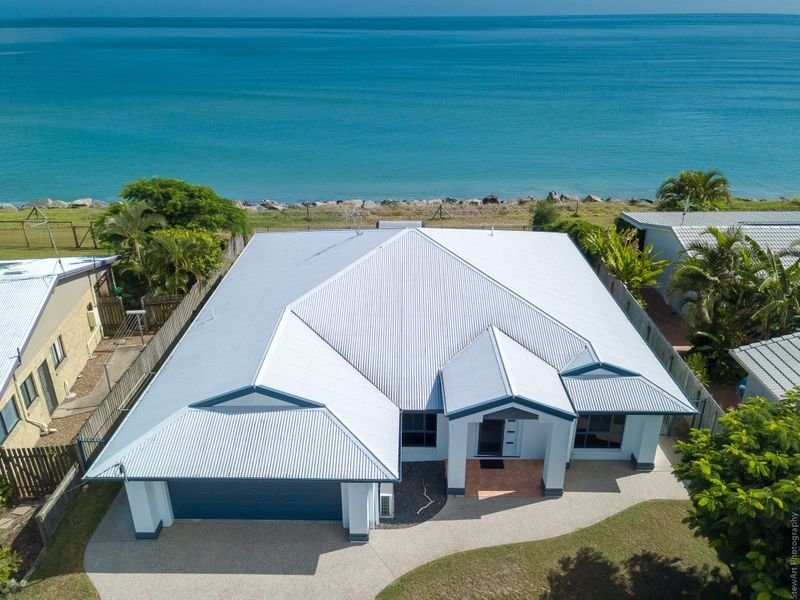 Seahaven - Toogoom- Beachfront- 4BR- Aircon- Pets Welcome, holiday rental in Pialba