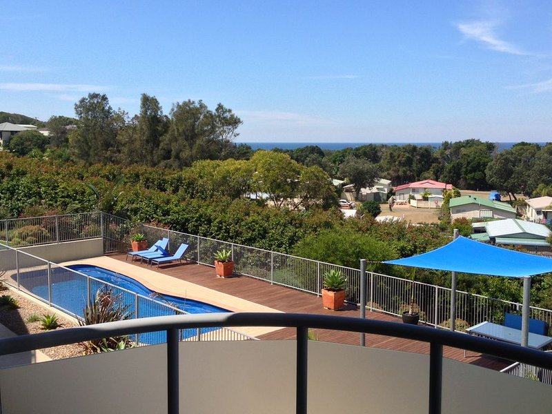 Ocean Views from The Cove, casa vacanza a Taree