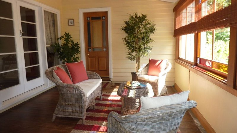Tarcombe House at Deloraine, holiday rental in Golden Valley