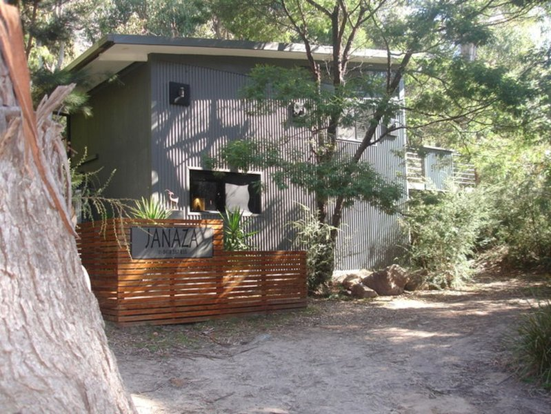 Janaza Boutique Retreat right in the middle of Halls Gap township., Ferienwohnung in Halls Gap
