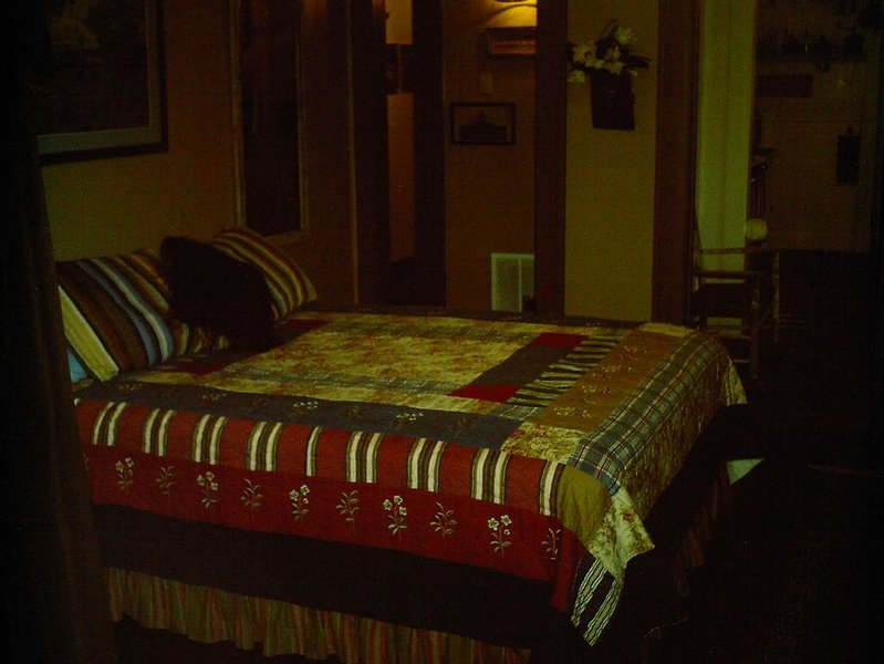 Overlooking the Concho River in Downtown San Angelo, holiday rental in Christoval