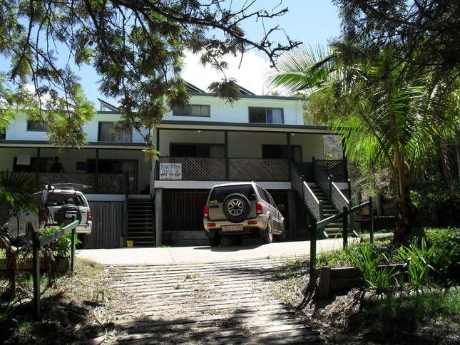 Bow-Allum Place Duplex - Eurong - Fraser Island, vacation rental in River Heads