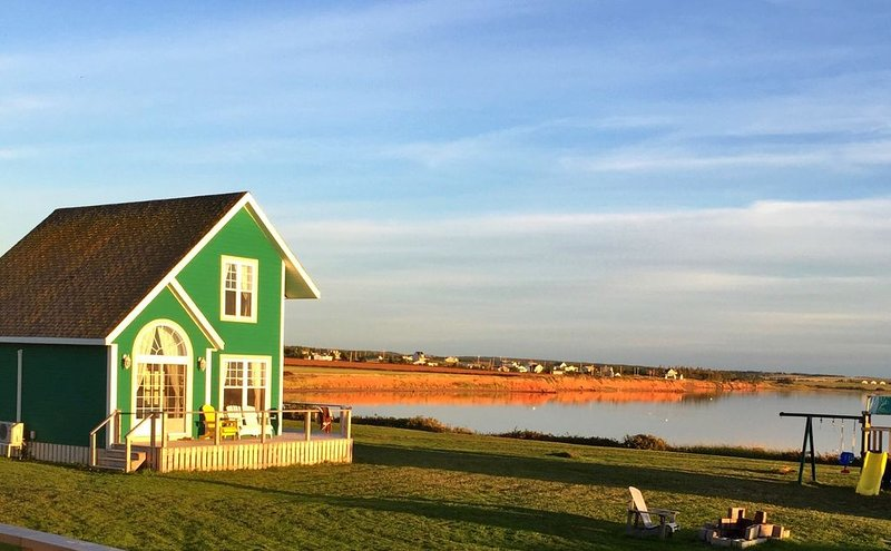 Waterfront Cottage ~ The Shores at Darnley Cottages (1 of 3), holiday rental in Summerside