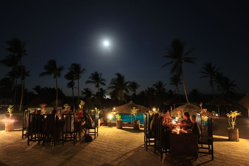 "BLUE MOON"" Beach – Holiday Resort, casa vacanza a Inhambane"