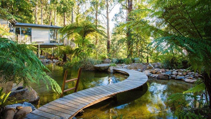 Billabong Falls Olinda, casa vacanza a Mount Evelyn