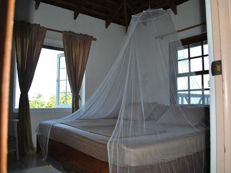 A/C rooms at Villa Caribbean Dream, holiday rental in Vieux Fort