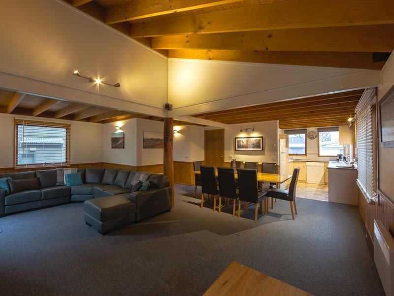 Echo Base - perfect lodge for 10 in Dinner Plain, alquiler vacacional en Mount Hotham