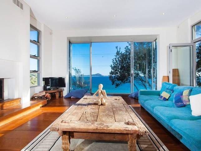 Seal Rocks House - located at Seal Rocks, location de vacances à Boolambayte